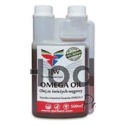 OMEGA OIL500ml Olej z węgorzy z kwasami Omega-3