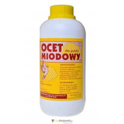 Ocet Miodowy 1L