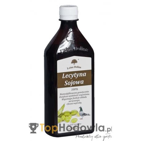 Lecytyna Sojowa 500ml