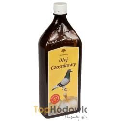Olej czosnkowy 1l