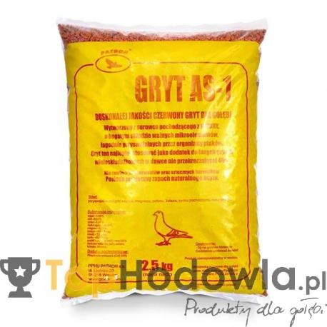 GRYT AS-1 2,5 KG