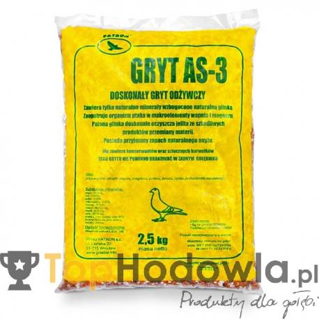 GRYT AS-3 2,5 KG