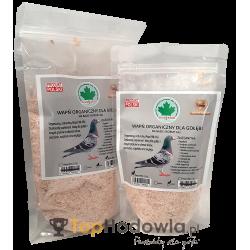 Wapń organiczny dla gołębi 300g proszek