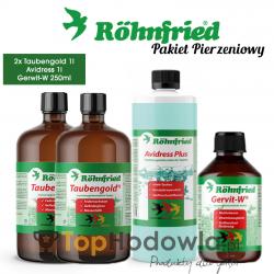 Pakiet pierzeniowy Rohnfried
