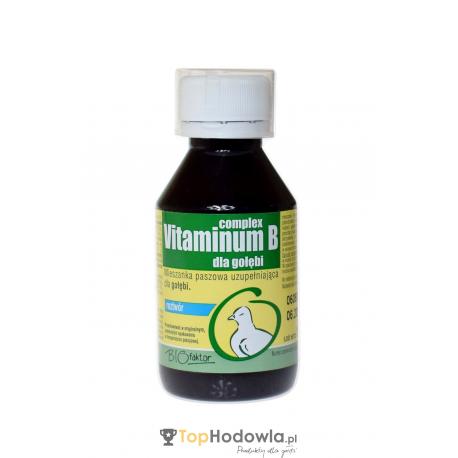 Vitaminum B Complex dla gołębi 100ml