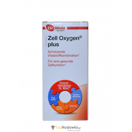 DR WOLZ ZELL OXYGEN plus 250ml
