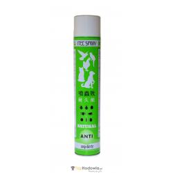 NATURAL - Spray - 750ml (przeciw pasożytom) NATURAL - Spray - 750ml (przeciw pasożytom)